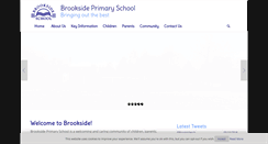 Preview of brooksideprimary.co.uk